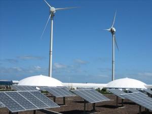 Impulsan el uso de energías alternativas