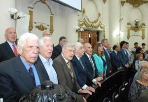 ex gobernadores y ex legisladores sesion especial