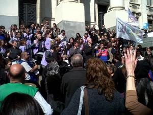 Impacto/Paro de Judiciales: El TSJ aseguró que el servicio de justicia está asegurado