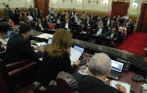 Unicameral: Oficialismo y oposición declaró positivo el voto en contra de diputados al Presupuesto K