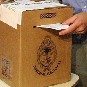 Las 9 boletas que encontrarán los electores en el cuarto oscuro