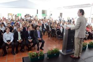800 vecinalistas reunidos en un congreso de entidades vecinales