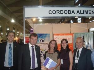 EPIAL 2013 con autoridades UIC Cordoba alimentaria