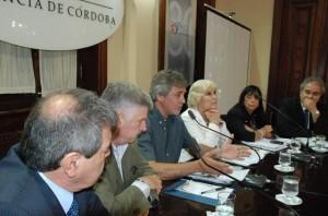 El Ministro  de Educación en la presentación del Presupuesto  PRENSA LEGISLATURA