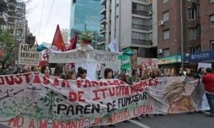 Nueva marcha contra Monsanto y en solidaridad con Sofía Gatica