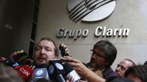 Clarín presentó plan de adecuación y Sabbatella celebró la medida
