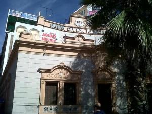 UCR fachada