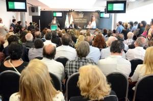 Más de 900 vecinalistas se reunirán en Córdoba