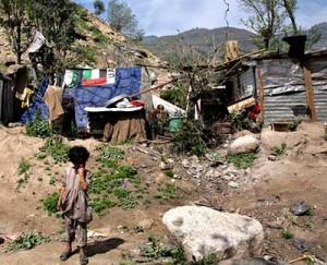Veedor de la ONU en Córdoba, escuchó cifras reales de la pobreza en el país