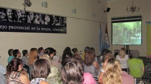 Presentaron documental sobre violencia de género