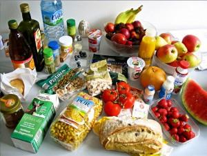 Fuerte suba de alimentos en noviembre