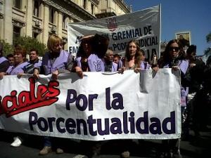 Presupuesto 2014: Reclamo de Abogados y Judiciales en la Unicameral