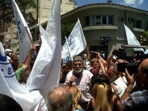 SEP continúa con el paro por 72 horas y anuncia redoblar protesta si no hay respuesta del gobierno