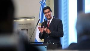 Capitanich anunció acuerdos de precios con control riguroso de AFIP