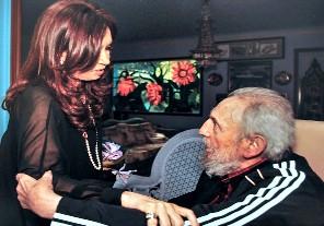 CFK con agenda previa a la Cumbre de la Celac