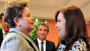 CFK y Rousseff