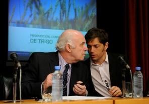 Kicillof Trigo