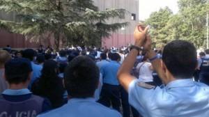 policias acuartelados