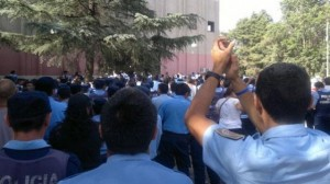 Garzón rechazó la excarcelación de policías detenidos por el acuartelamiento