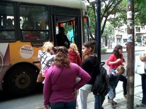 usuarios transporte
