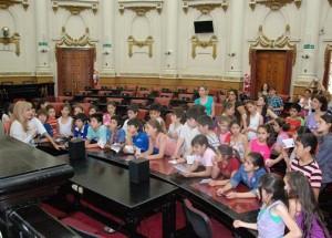 ARCHIVO 3  Programa la Legislatura va a la Escuela -  PRENSA LEGISLATURA