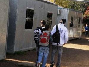 Radicalismo pide explicaciones por plan de erradicación de aulas contenedores