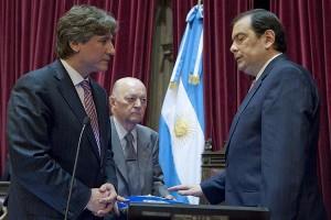"""Senado: Para el gobierno K, la designación de Zamora como presidente provisional es """"estratégica"""""""