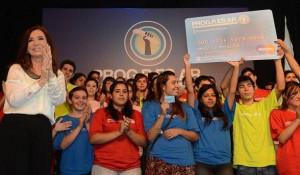 CFK Progresar Jovenes