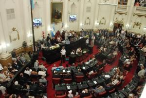 De la sota ante el pleno legisltivo 1