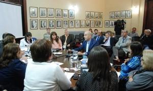 Unicameral: Oficialismo aprobará designación de David y Ley Antimotines