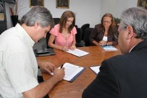 Estudiantes de Psicología podrán realizar prácticas en escuelas públicas
