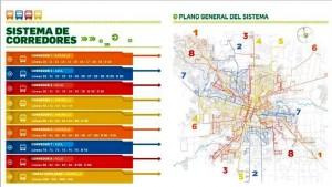 """Nuevo sistema de Transporte: Hubo cambios """"menores"""" en 12 recorridos a solicitud de los usuarios"""