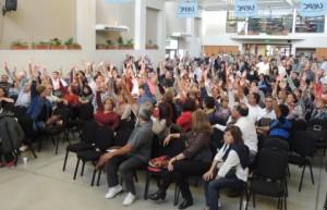 SEP y UEPC aprobaron propuesta salarial de De la Sota