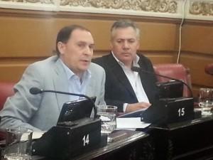 Proyecto sobre Acuerdo de Precios: Sorprendió a legislador K la falta de acompañamiento de UPC