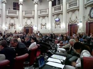 Oposición cuestionó al gobierno delasotista por inacción en materia anticorrupción