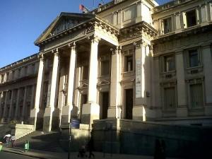 Tribunales I fachada reducida