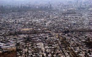 Transformación urbana: Córdoba, una ciudad extendida y fragmentada
