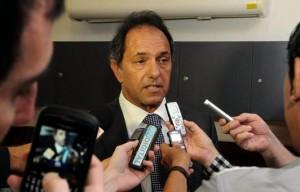 Scioli defendió las medidas económicas del gobierno K