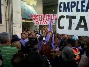 Judiciales renovaron reclamo por inequidad e inflación en los salarios