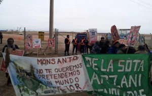 planta Monsanto bloqueo 2
