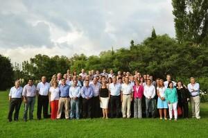 reunion legisladores nacionales lujan UCR 2