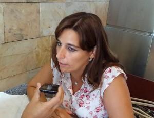 """""""Confiamos en Vos"""": Diputada radical pidió a De la Sota, """"igualdad"""" para todos los jóvenes"""