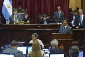 """Informe en el Congreso: Capitanich afirmó que """"Acá hay gobernabilidad y liderazgo político"""""""