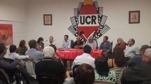 Concejales UCR Transito