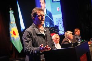 Polémica, tras el rechazo de Massa a la reforma del Código Penal