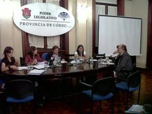Reunión Comisión As. Const. Proys. Prisión Preventiva