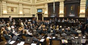 Scioli apertura de sesiones Legislatura