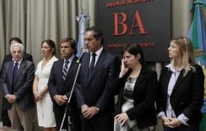 Scioli conferencia de prensa Docentes