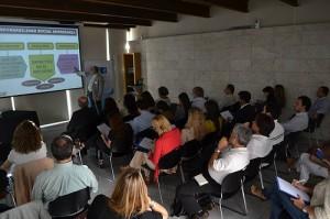 IARSE inicia su primer espacio de formación y actualización en RSE (2014)