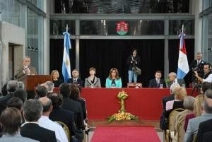 garcia Allocco y pregno Año judicial 2014